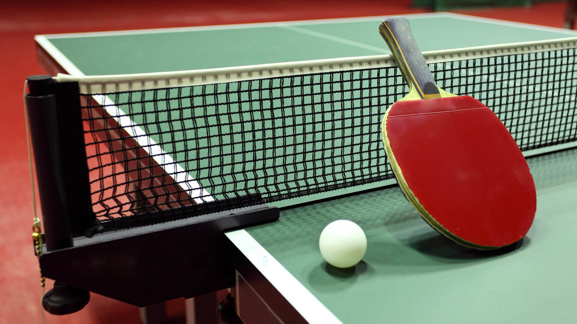 Ab April: Sektion Tischtennis