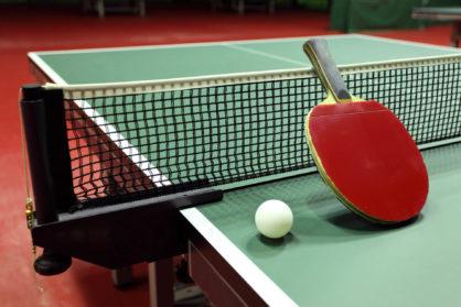 Demnächst: Sektion Tischtennis