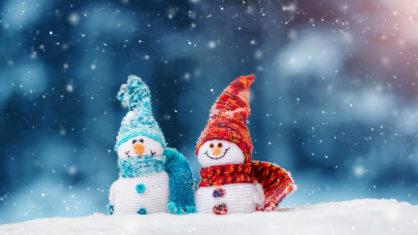 Ruhige Festtage und eine frohe Winterzeit